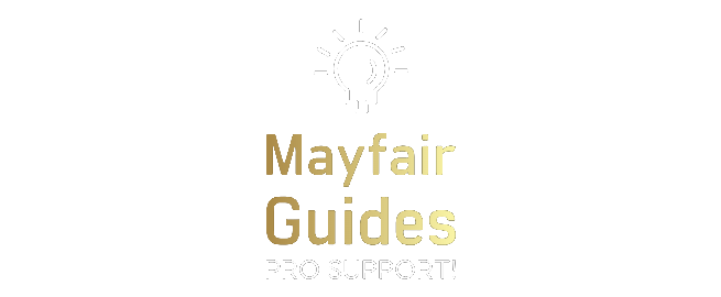Mayfair Guide   How a guide should be!